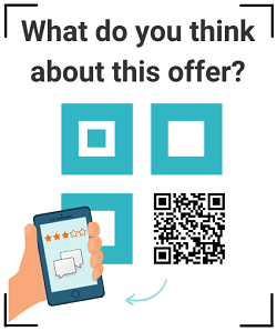 Scan and tell us what do you think of this feature